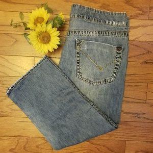 Silver Jeans Jeans - SILVER CAPRI JEANS